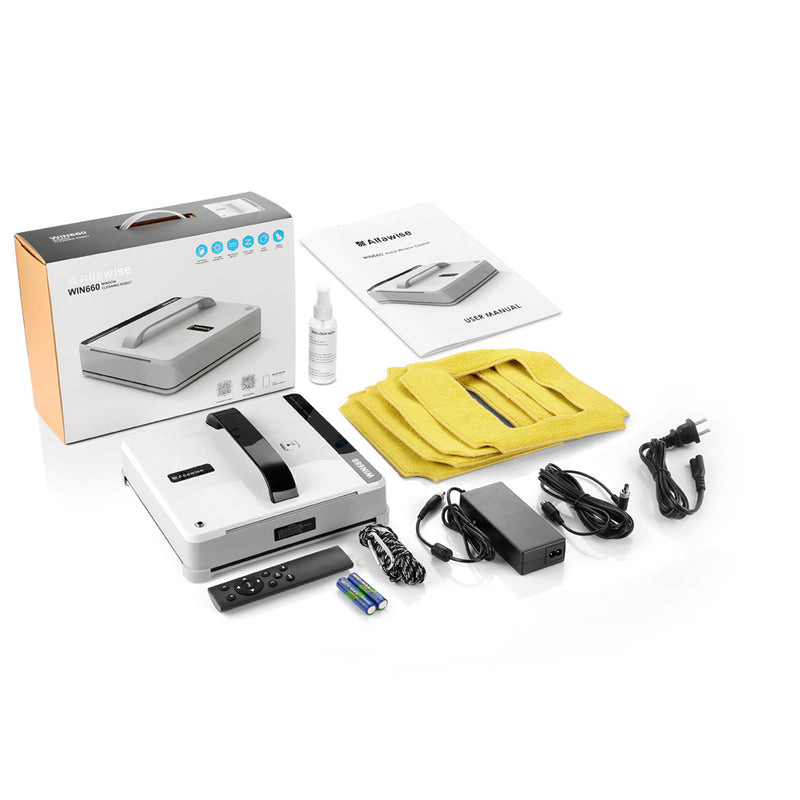 WIN660 Vacuum Cleaner Robot Fully automatics