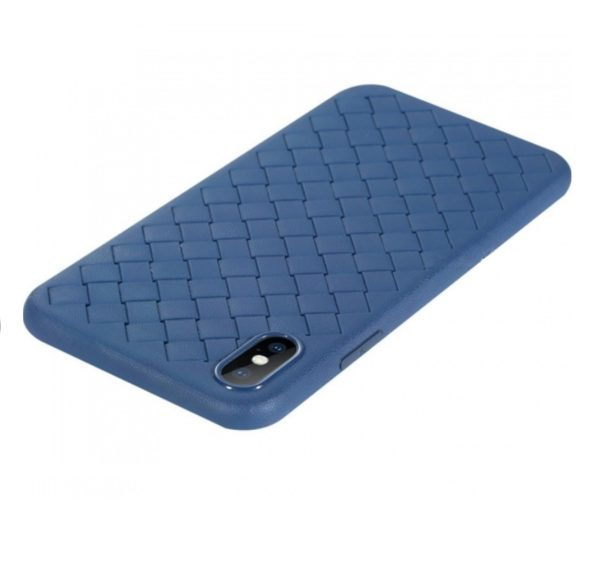 BENKS WeaveIt TPU Protective Mobile Cover For I Phone X