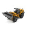 Huina 2.4G 10CH RC Bulldozer Model