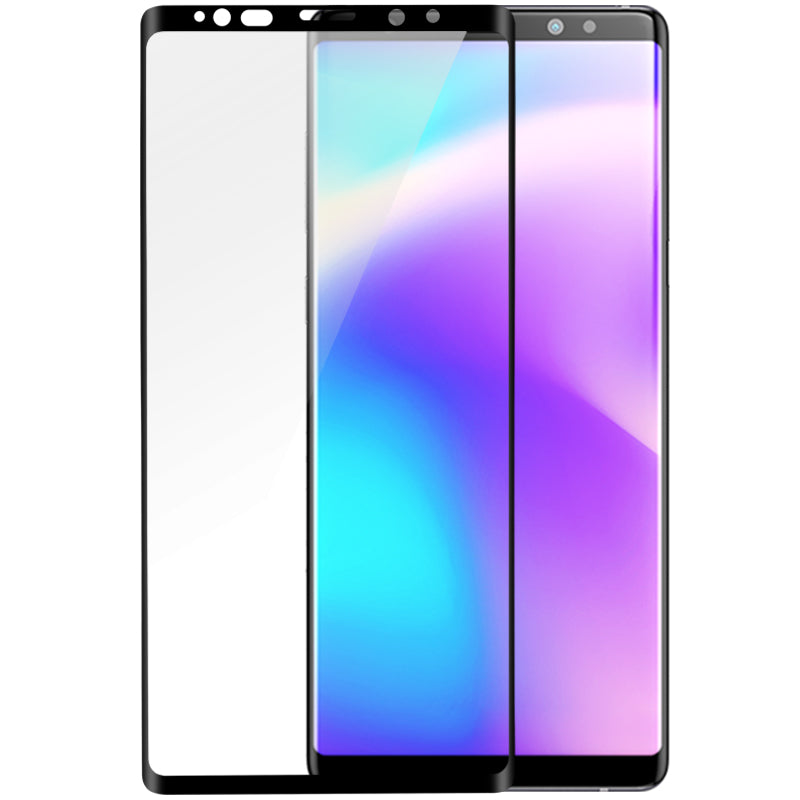 BENKS X Pro Plus 0.33MM tempered glass for Samsung Note 9 - Black