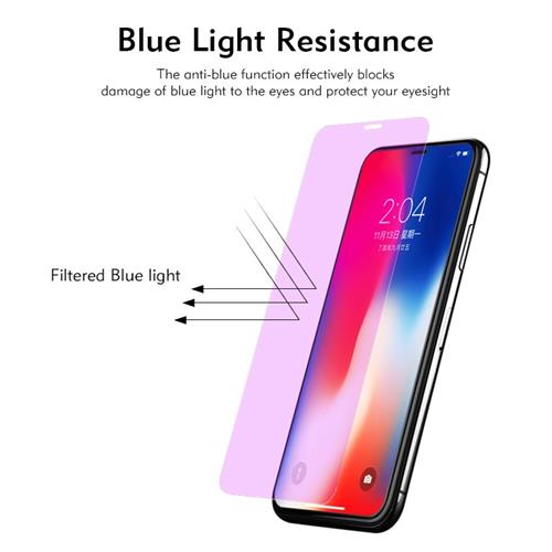 BENKS Anti-Blue 0.3mm Screen Protector For I Phone XS Max