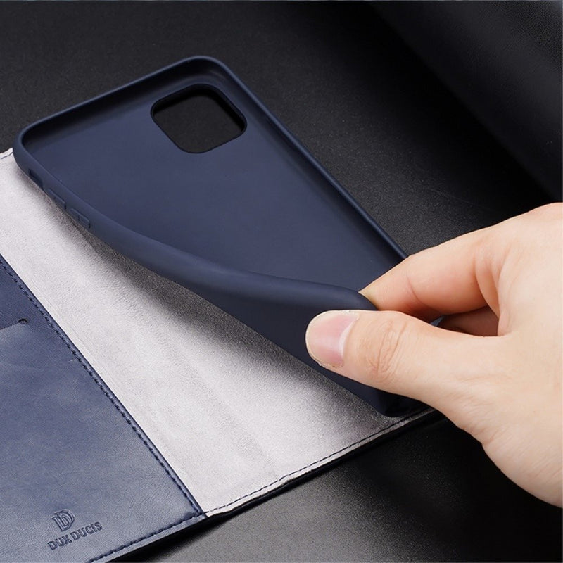 DUX DUCIS Flip Closer Mobile Cover For I Phone 11 PRO
