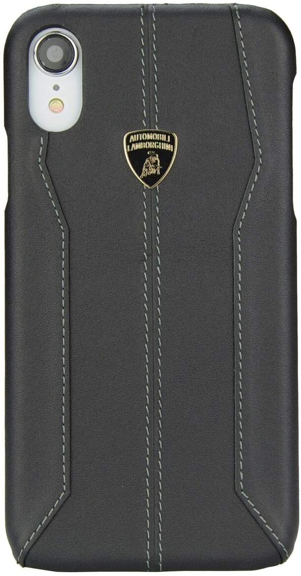 Lamborghini Huracan S1 D1 Leather Back Cover For iPhone  X