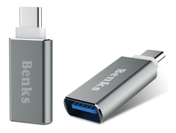 Benks Type C to USB 3.0 Solid Adapter