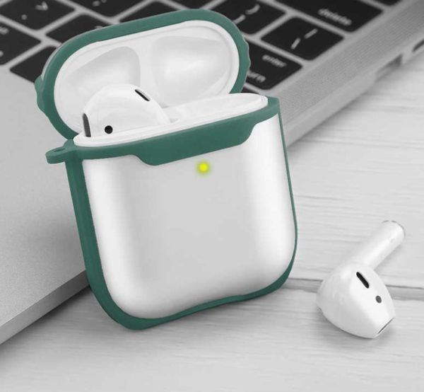 Wiwu Bumper Apple Air Pods Stylish Charging Case