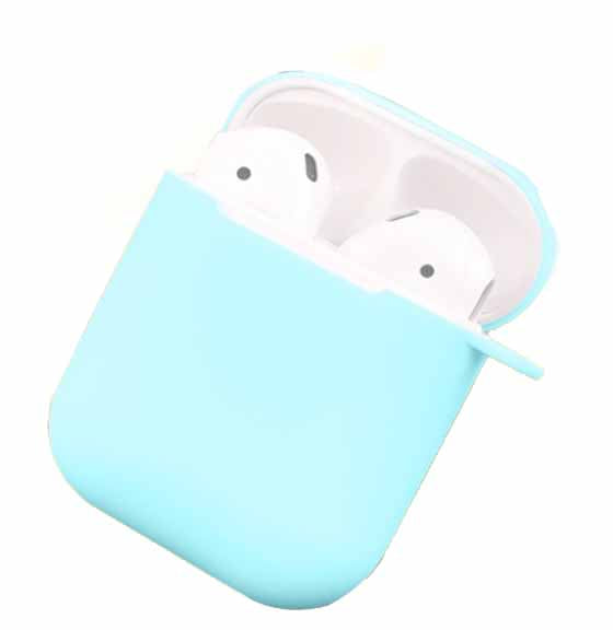 Wiwu IGLOVE Case For Air pods High Elastic Soft Rubber Sleeve
