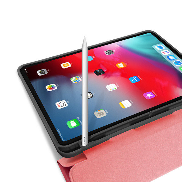 Cover For Apple iPad Pro 11 Flip Cover With Pencil Slot