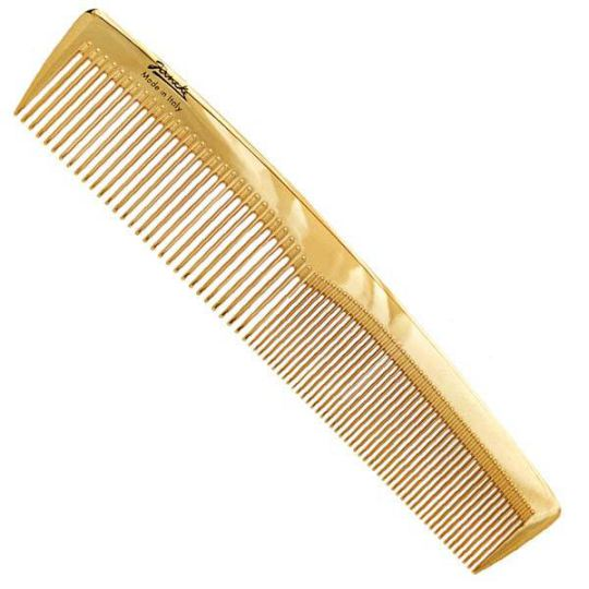 Janeke Large Gold Cutting Comb