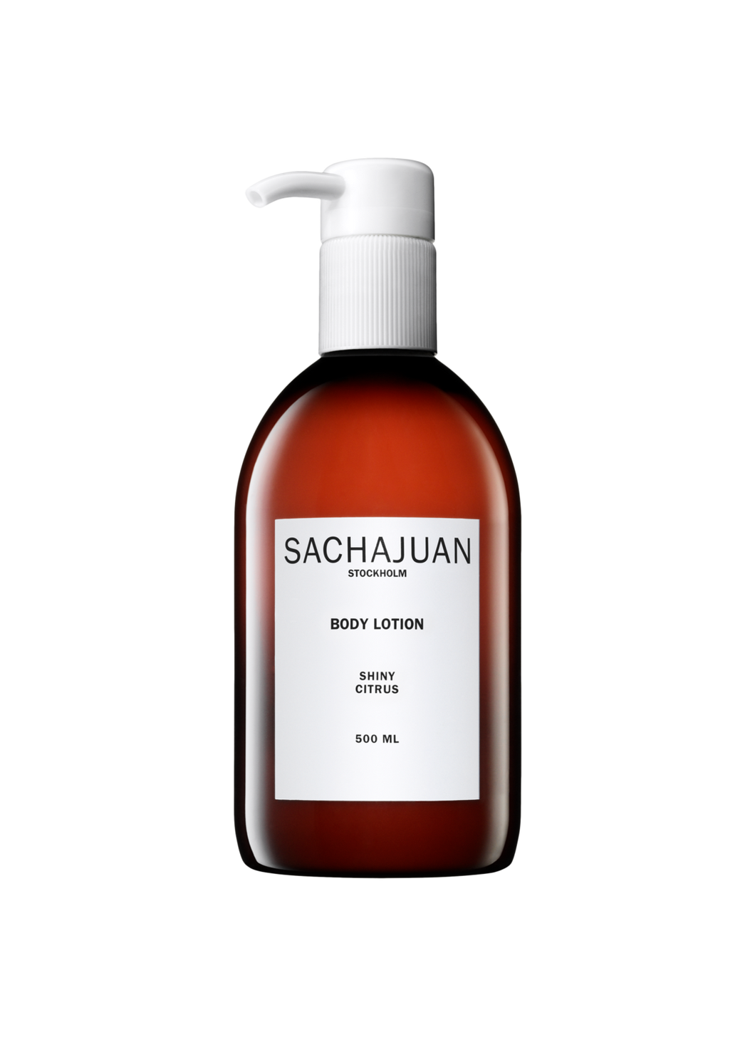 Sachajuan Shiny Citrus Body Lotion
