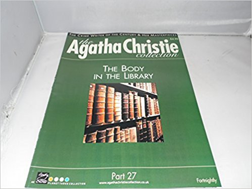 The Agatha Christie Collection Magazine: Part 27: The Body in The Library