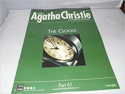 The Agatha Christie Collection Magazine: Part 61: The Clocks