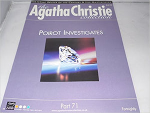 The Agatha Christie Collection Magazine: Part 71: Poirot Investigates