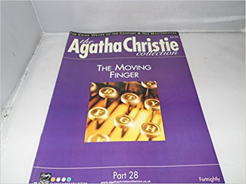 The Agatha Christie Collection Magazine: Part 28:The Moving Finger