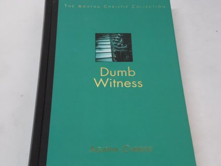 Dumb Witness (The Agatha Christie Collection)