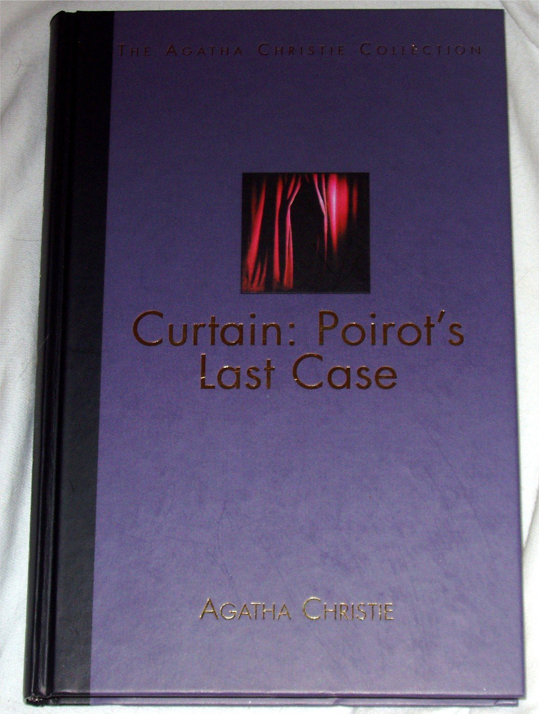 Curtain: Poirot's Last Case (The Agatha Christie Collection)