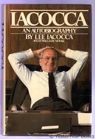 Iacocca: An Autobiography by Iacocca