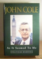 As it Seemed to Me: Political Memoirs[Illustrated]