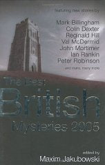 The Best British Mysteries 2005