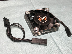 MACLAN HURRICANE SERIES 40MM HV ALUMINUM MOTOR FAN #MCL4211