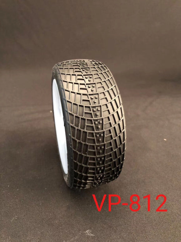 VP PRO #812 Frontier Evo 1/8 buggy tires(UNGLUED)