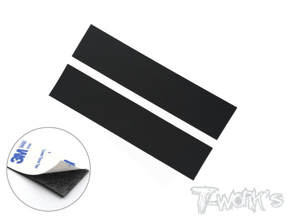 T-WORKS Battery Rubber Sheet ( 110 x 25 x 0.5mm ) #TA-116