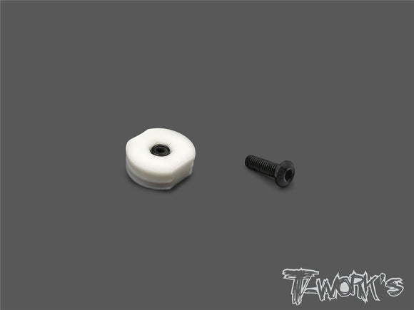 T-WORKS 1/8 OFFROD MANIFOLD SUPPORTER TYPE-B(7MM) FOR Mugen MBX8  #TG-055B