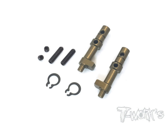 T-WORKS Hard Coated 7075-T6 Alum. Brake Cam ( For Team Associated RC8 B3.1 ) #TO-251-A