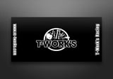 T-Work's Roll up Pit Mat 120 x 60 cm With Carry Strap #TT-048