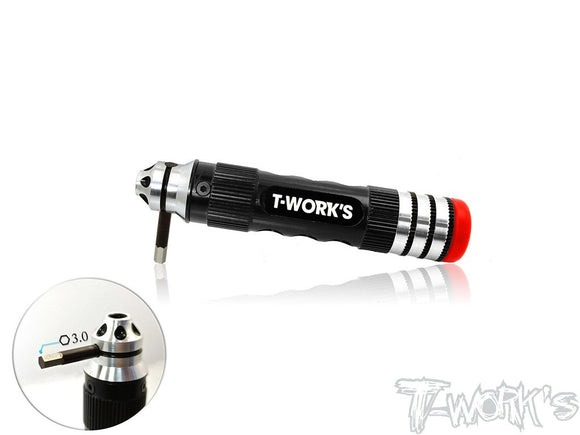 T-WORKS  L-Type Hex Wrench #TT-059