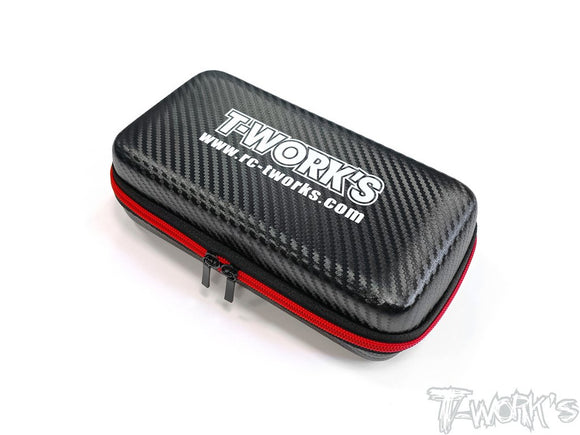 T-WORKS Compact Hard Case Tool Pouch ( S ) #TT-075-A