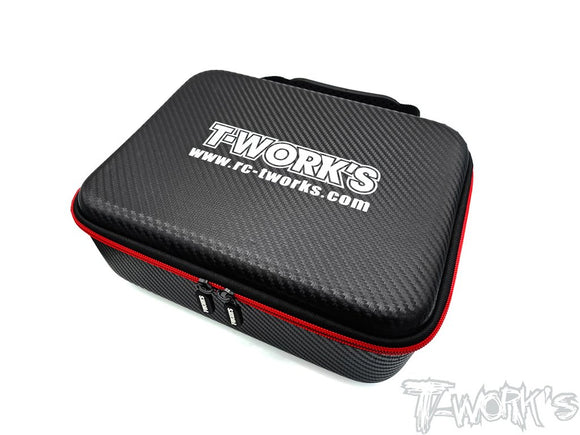 T-WORKS Hard Case Pouch (M) #TT-075-B