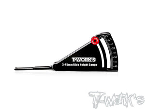 T-WORKS 3-42mm Ride Height Gauge #TT-097