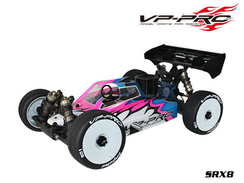 VP PRO 1/8 BUGGY BODY FOR SERPENT SRX8 #CB-8007