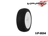 VP PRO #804 Turbo Trax Evo 1/8 buggy tires(UNGLUED)