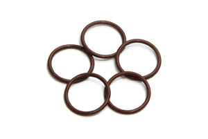 ALPHA CARBURATOR LOWER O-RINGS # E32-BU02100