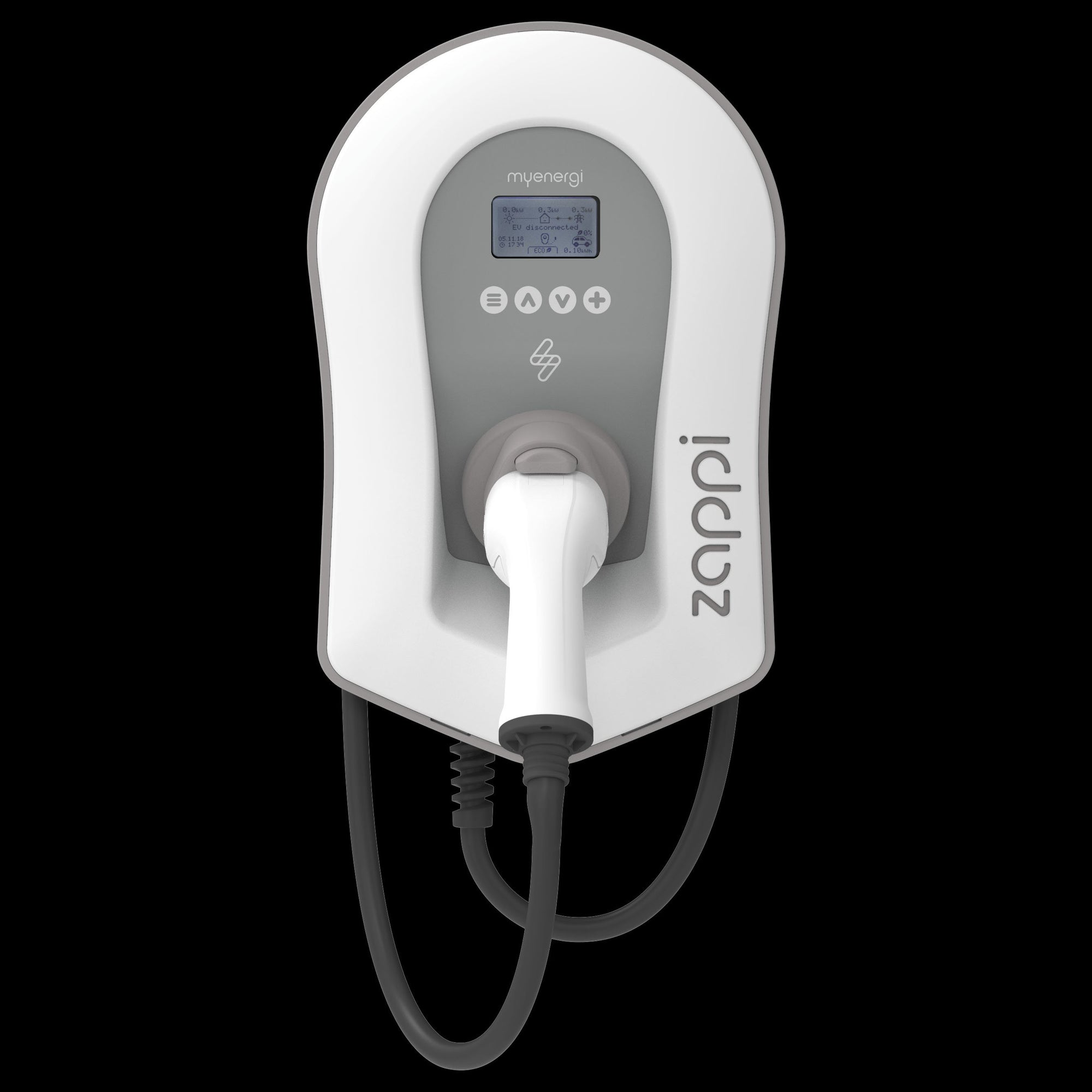 The Zappi Smart Charger