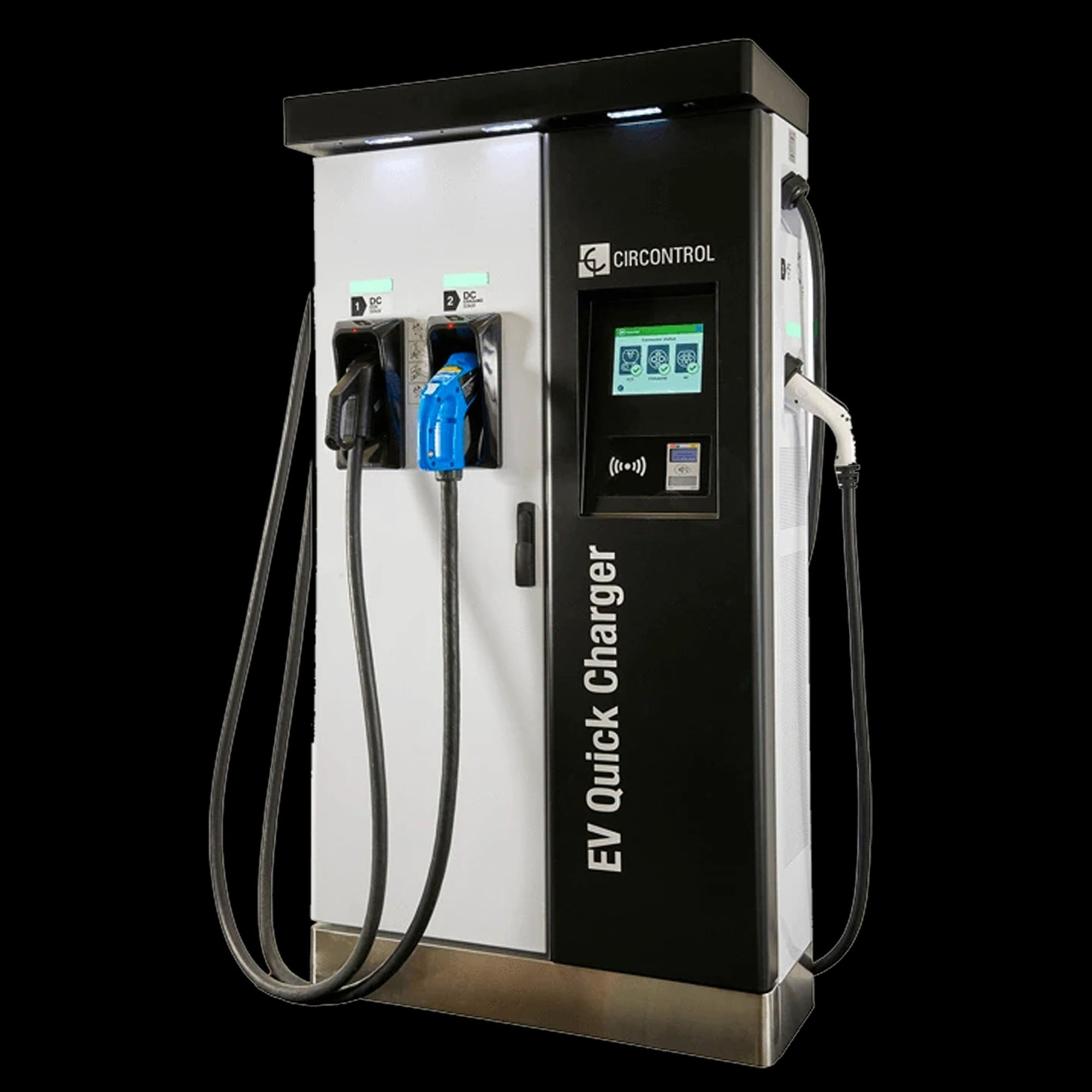 Raption 50 kW Charging Station