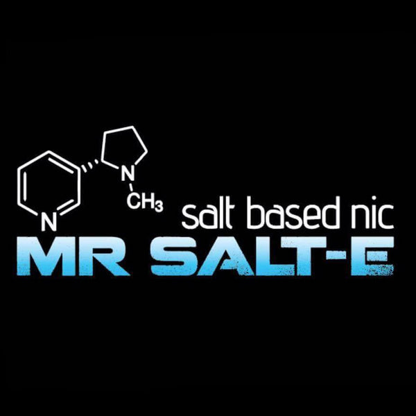Mr. Salt-E Liquids: What the heck is salt-based nicotine, anyway??