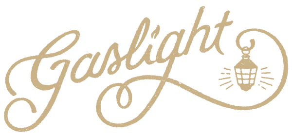 Gaslight Vapor logo that represents quality e-liquid and vaping hardware