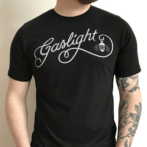 Gaslight Vapor T-shirt (Black)