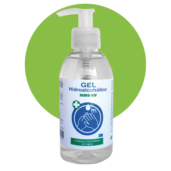Gel Hidroalcohólico (250mL)