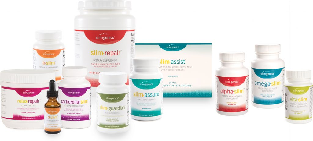 The SlimGenics Guide to Quality Health Solutions