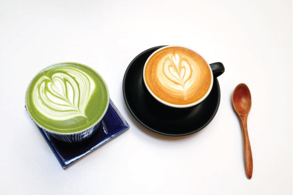 The Ultimate Weight-Loss Coffee-Shop Drink Menu