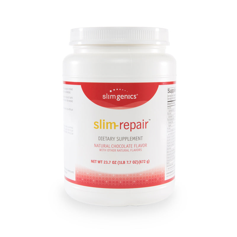 Slim-Repair Detox Shake | Chocolate – 7 Day
