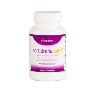Cortidrenal-Slim Natural Cortisol & Stress Buster with Adrenal Support