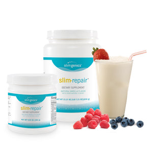 Slim-Repair Detox Shake | Vanilla – 3 Day