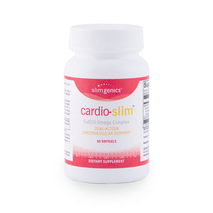 Cardio-Slim CoQ10: Dual-Action Cardiovascular Support