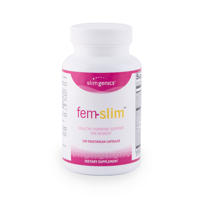 Fem-Slim Healthy Menopausal Hormone and Fat Burning Support for Women