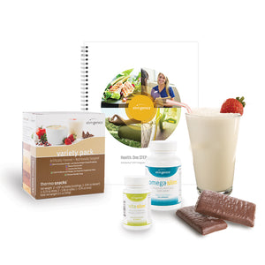 SlimGenics SlimAnywhere™ Weight Loss Program and Essential Starter Pack