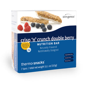 Crisp 'N' Crunch Double Berry Bar